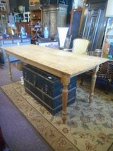 Rustic Pine Dining Table in Elgin, Illinois