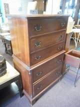Tall Dresser Chest in Sugar Grove, Illinois