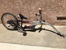 WeeRide Co-Pilot Child Bike Trailer in Vacaville, California