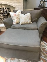 ~Chair and a Half with Ottoman~ in Naperville, Illinois