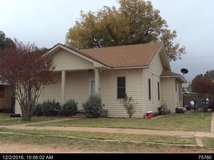 811 S 1ST ST., MERKEL in Dyess AFB, Texas
