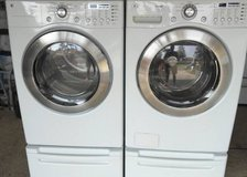 Nice LG HE Washer Dryer. Could DELIVER in Oceanside, California