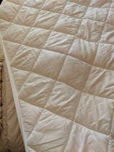 New Mattress Topper Pad Quilted Cover FULL Size in Westmont, Illinois