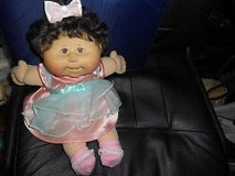 Brown Hair and Brown Eyed CABBAGE PATCH  Girl Doll! Very nice in Kingwood, Texas