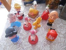 "McDonald""s 2015 Peanuts Movie Snoopy Lucy Woodstock Charlie Brown Figure 10pcs in Spring, Texas"