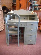 Blue Desk in Sugar Grove, Illinois
