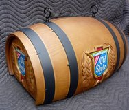 Vintage Heileman Old Style Beer Barrel Light - New Old Stock in Westmont, Illinois