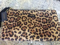 Brand new Bebe zippered clutch bag in Oceanside, California