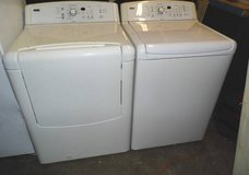 Kenmore Elite Washer/Gas Dryer in Spring, Texas
