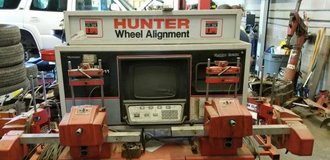 Hunter Alignment Machine in Pleasant View, Tennessee