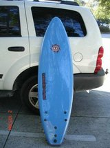 Surfboard> NEW 6 foot foam starter board/Great to learn on -- $1 in Wilmington, North Carolina