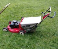 Toro Suzuki 2 cycle Push Mower w/Bag in Quad Cities, Iowa