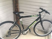 "vintage cannondale black sobe team lizard mountain bicycle usa bike 20"" 24 speed in Aurora, Illinois"