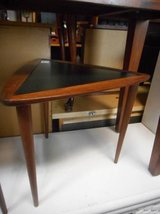 MCM Triangle End Table (s) in Aurora, Illinois