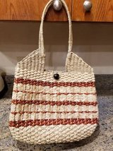 New woven thick purse/tote in Temecula, California