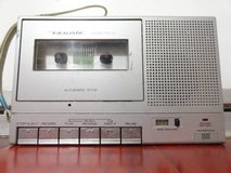 VINTAGE REALISTIC 14-812 MINISETTE COMPACT CASSETTE RECORDER in Travis AFB, California