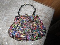 Small Ladies Beaded Handbag!  Great Item.        Very Clean inside. in Bellaire, Texas