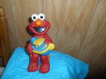 "Red Sesame Street Muppets ""ERNIE"" Rubber Money Bank! Very Cute!! in Kingwood, Texas"