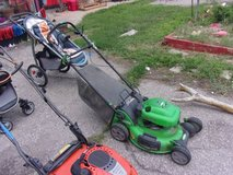 Lawn Boy Self Propelled Mower With Bagger in Fort Riley, Kansas