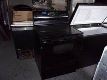 Maytag Glass Top Electric Stove in Fort Riley, Kansas