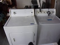 Kenmore Matching Washer and Dryer Set in Fort Riley, Kansas