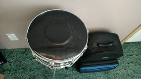 Snare Drum, Case, Stand **REDUCED** in Macon, Georgia