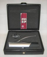 Screwpull Wine Bottle Cork Opener with Foil Cutter and Leather Case in Joliet, Illinois