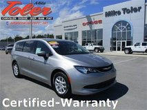 2017 Chrysler Pacifica -Certified-Warranty-Price Reduced!(Stk#p2259 in Cherry Point, North Carolina