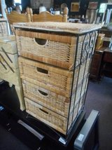 Occasional Wicker Chest in Naperville, Illinois