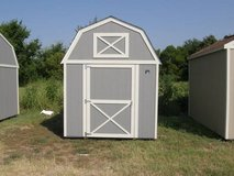 *** NEW ARRIVAL ***  8x12 Lofted Barn in Navasota, Texas