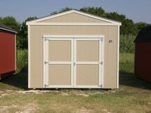 *** NEWLY REMODELED ***  12x16 Utility Shed in Navasota, Texas