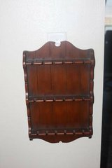 Wood Collector Spoon Holder (Holds 18 Spoons) in Spring, Texas