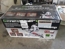 """NEW Genesis 10"""" Sliding Compound Miter Saw in The Woodlands, Texas"""
