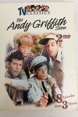 NEW TV Classics The Andy Griffith Show 2 Disc DVD Box Set 8 Episodes in Plainfield, Illinois