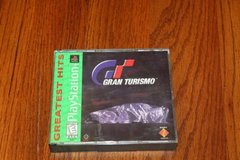 PS1 Gran Turismo Complete in Spring, Texas