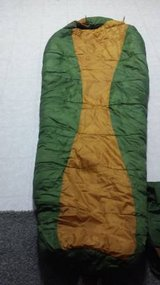 Columbia 20 degree adult mummy sleeping bag in Tacoma, Washington