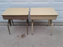Grade School Children's Desks in Fort Leonard Wood, Missouri