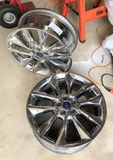 2014-2015 FORD ESCAPE WHEEL RIM PVD BRIGHT CHROME - Factory OEM Wheel in Plainfield, Illinois
