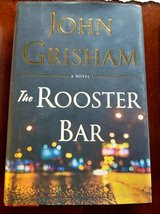 Rooster Bar by John Grisham in Camp Pendleton, California