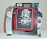 NEW Star Wars ROGUE ONE No Sew Fleece Throw Blanket Kit STORM TROOPER Imperial in Morris, Illinois