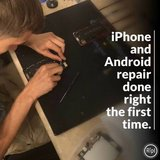 We Repair Broken Iphones w/Warranty included in Warner Robins, Georgia