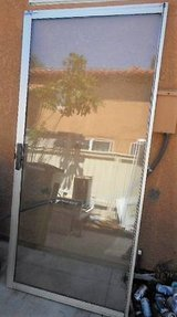 Two Sliding Glass Doors For Replacements No Frames in Lake Elsinore, California