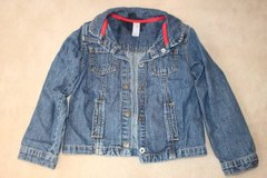 Girls Carter's jean jacket, size 5 in Fort Belvoir, Virginia