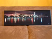 CHICAGO NIGHT SKYLINE BY ALFRED in Chicago, Illinois