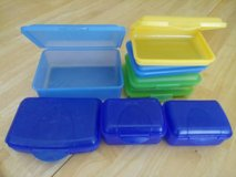 Lunch Boxes (European style for the sandwich) - Lot in Fort Jackson, South Carolina