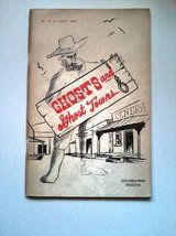 For Sale-Booklet showing locations of Ghost Towns-south east AZ in Palatine, Illinois