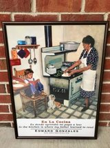 EN LA COCINA WALL HANGING in Sandwich, Illinois