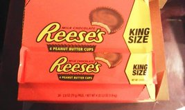 Reese's  milk chocolate  peanut butter cups in Bellaire, Texas