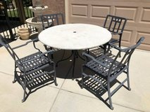 Heavy-Duty Patio Set in Travis AFB, California