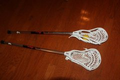 TWO STX PROTON U 2010 LACROSSE HEAD ON AMP STICK in Kingwood, Texas